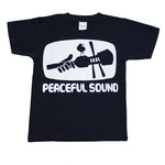 PEACEFUL SOUND Tシャツ 半そで130