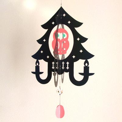 """mobile""""morino-chandelier"""""""