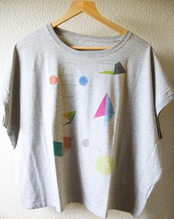 《ジオメトリ》Tシャツ