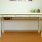 オーダーメイド /   drawers3 DESK  wh   # size order #