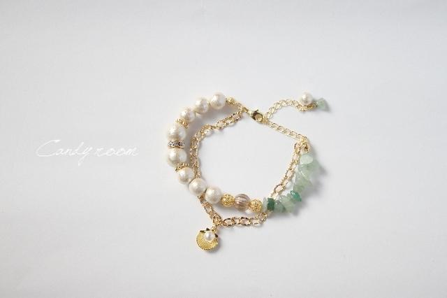 Z110 shell bracelet