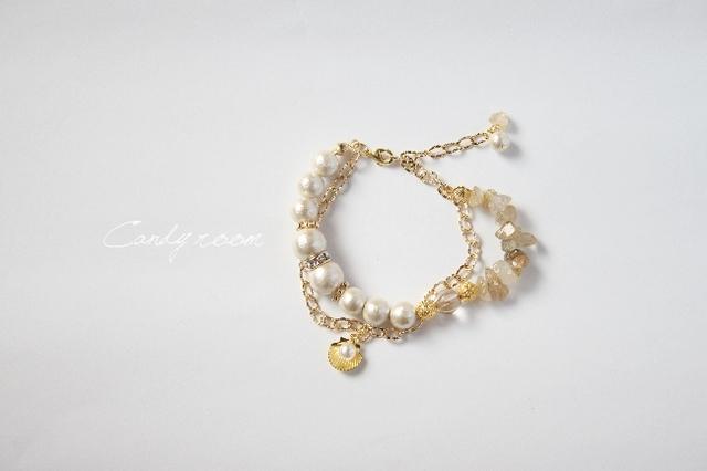 Z111 shell bracelet