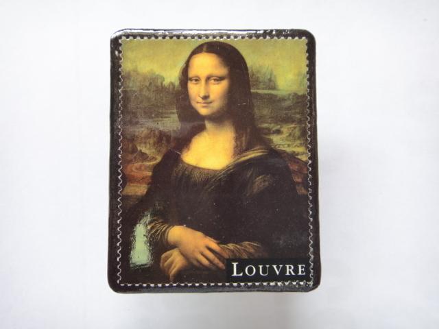 フランス 切手ブローチ1358