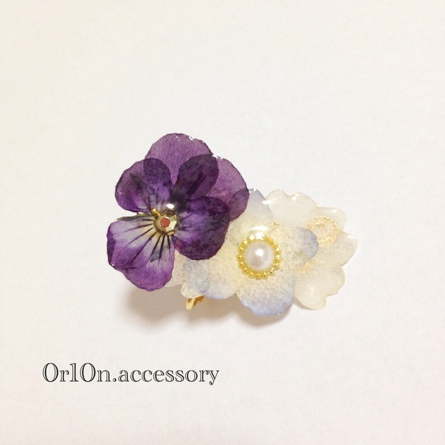 flower Earring.【no/6】