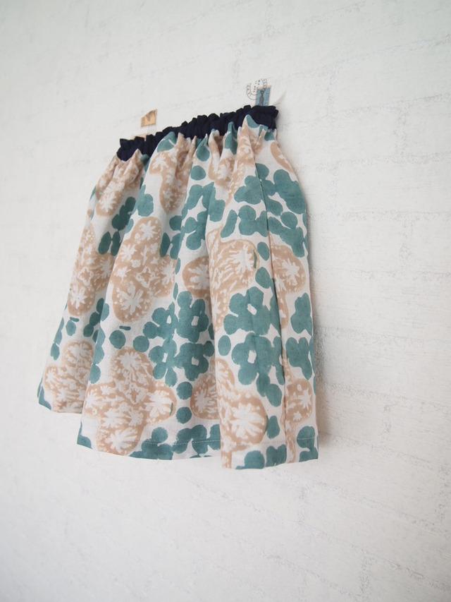 あじさいスカート 80-90