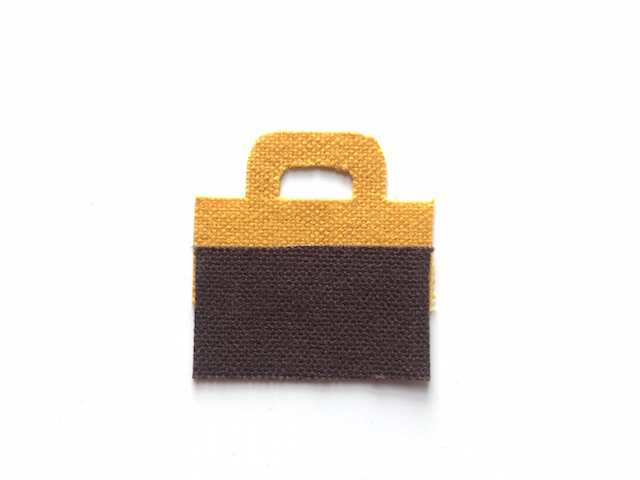 y様ご予約「tebura」yellow×brown
