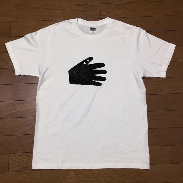 手書きTシャツ「手様」MM ★アウトレット★