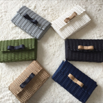 minimini clutch  3way bag