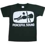 PEACEFUL SOUND Tシャツ 半そで 130