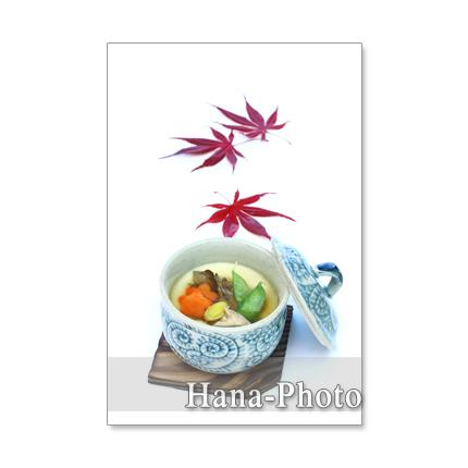 1177) 美味しい秋         ポストカード5枚組