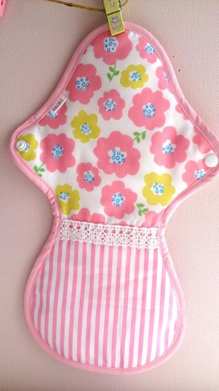 『オーダー品』布ナプキン&おりものライナー&水筒紐カバー