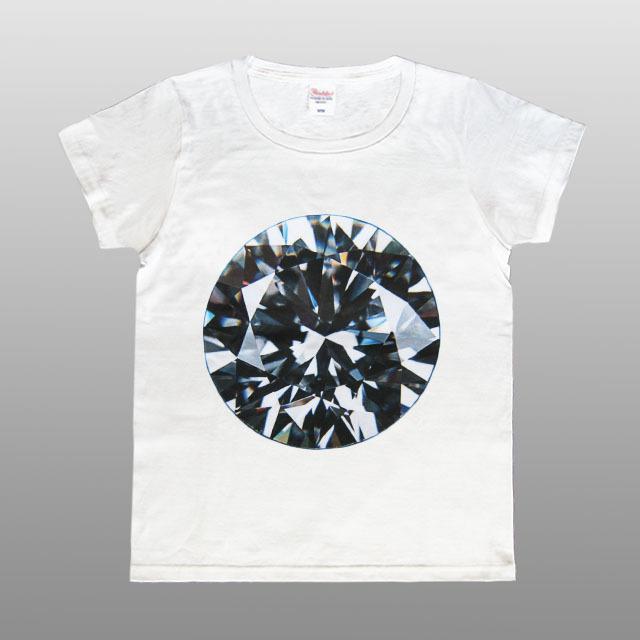Huge Diamond / Women's White