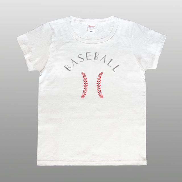 BASEBALL / Women's White