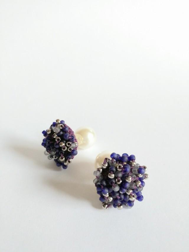 色の密着 pierce #4