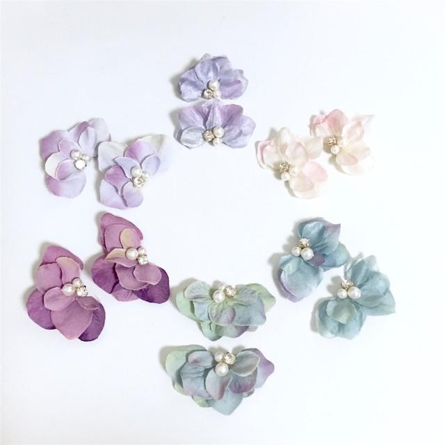 fairy petal pierce/earring