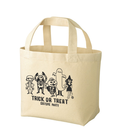 TRICK OR TREAT トートバックS【受注生産品】