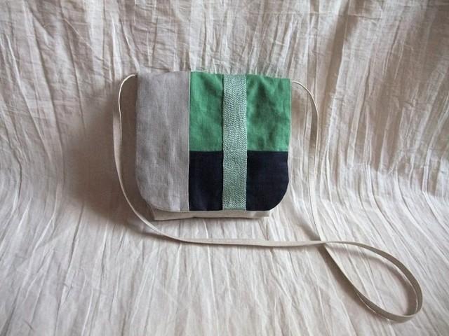 itoiro pochette (green)