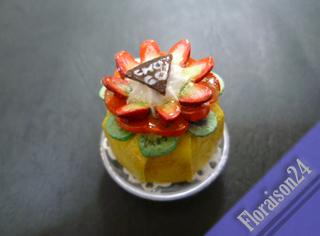 『ケーキマグネット・シフォン』1