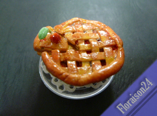 『ケーキマグネット・アップルパイ』5
