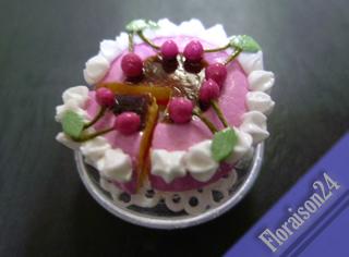 『ケーキマグネット・チェリー』12