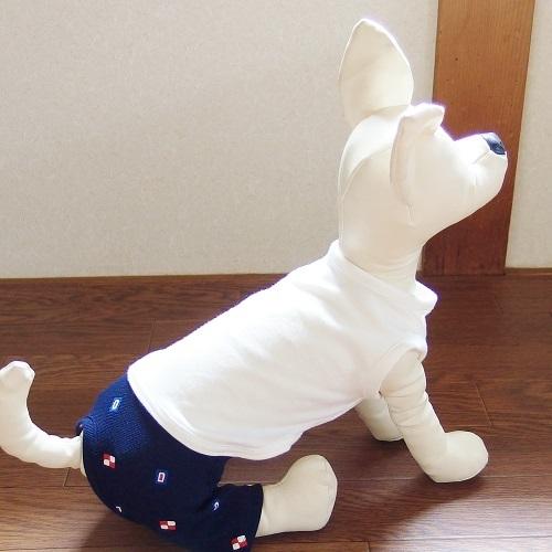 【オーダー専用】紺色ズボンのロンパース
