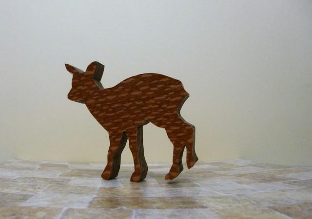 動物シリーズ バンビ(鹿)
