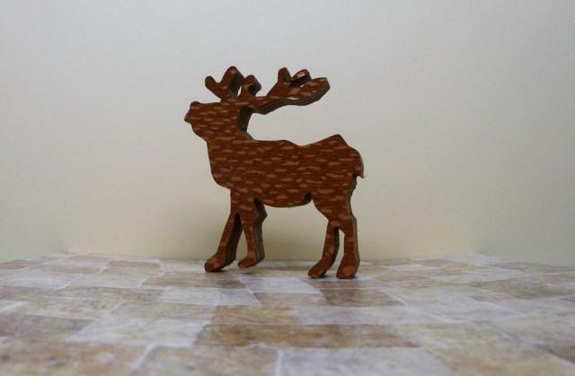 動物シリーズ 鹿(ダマジカ)