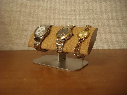 腕時計スタンド 幅広だ円ウォッチスタンド (男性用)