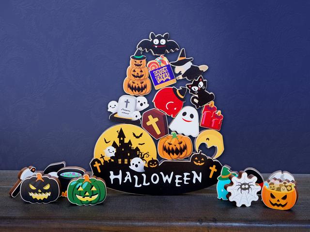 Halloween ツムツム