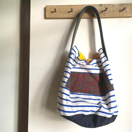 34opus recyclebag *marine*