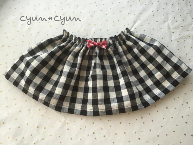 ふんわりスカート