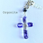 Strap of Orgonite (cross)