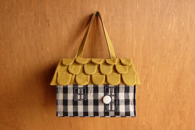 OUCHI box bag L ���ޥ������ɲ����ܥ֥�å������å�
