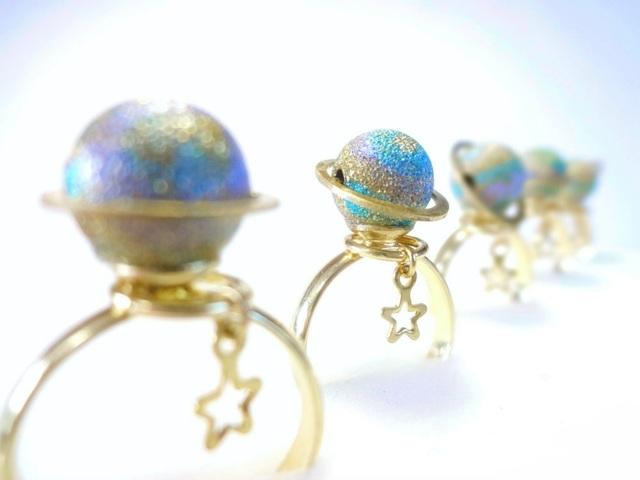 【メルマガ掲載中】「土星はペット。」なリング