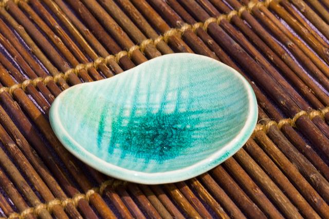 小皿ガラス釉1枚