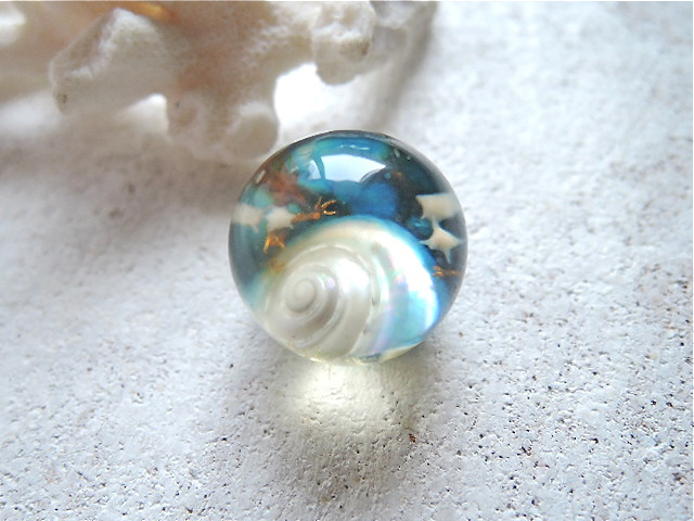 Seascape Necklace C (訳あり)