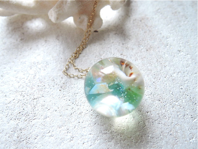 Seascape Necklace D (訳あり)