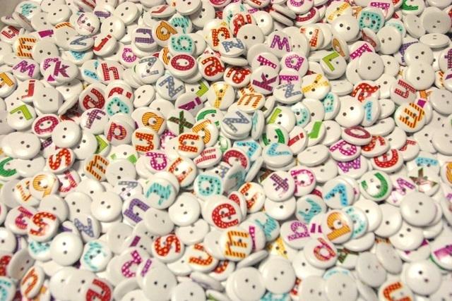 30個入り アルファベットがかわいいボ...