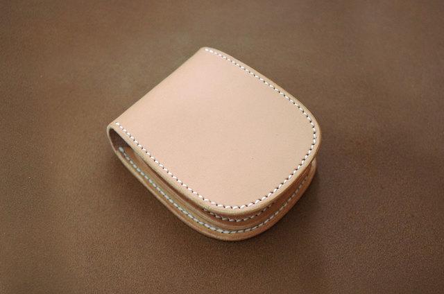 本革ショートサイズ財布 ノーマル (受注制作)