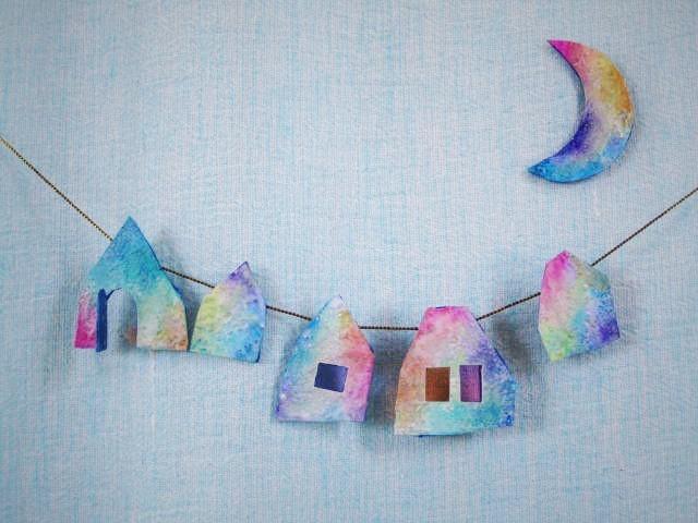 虹色night