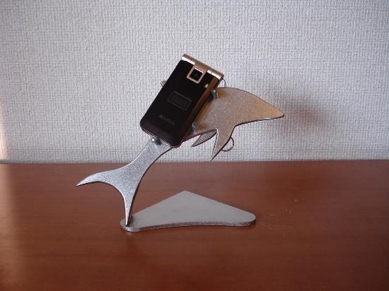可愛いイルカ!!携帯電話スタンド ドルフィン携帯電話スタンド