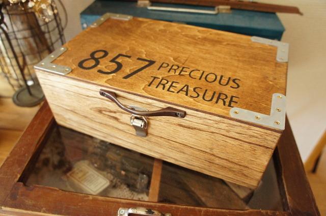 wood box★コレクションケース木製B?