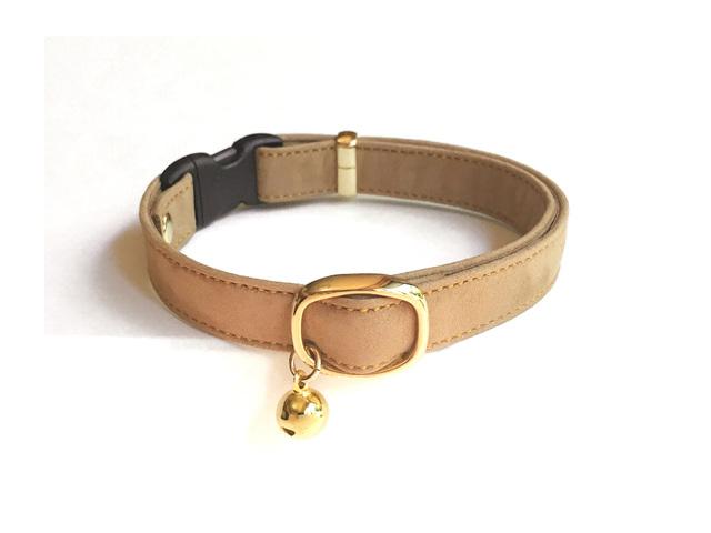 cat collar * camel