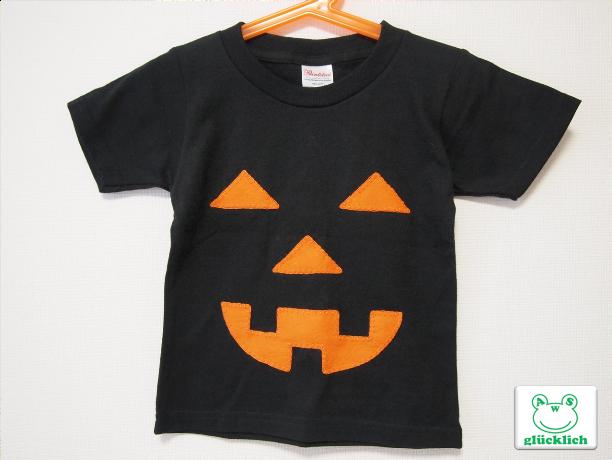 ハロウィンTシャツ/100サイズ/他サイ...