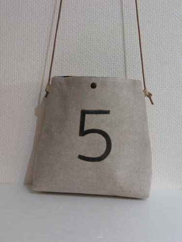 5番のバッグ(№5)  *送料無料*