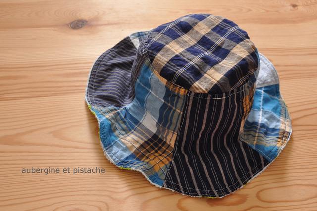 ベビー帽子1