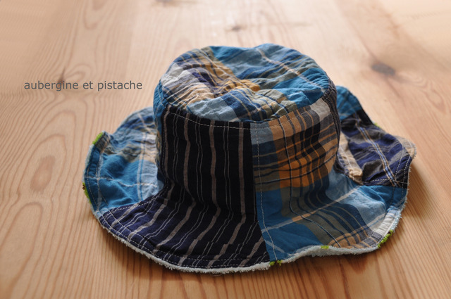 ベビー帽子2