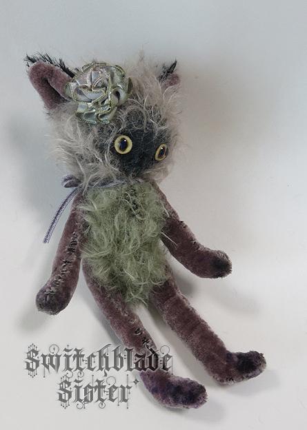 ハロウィンドール*ゾンビ猫