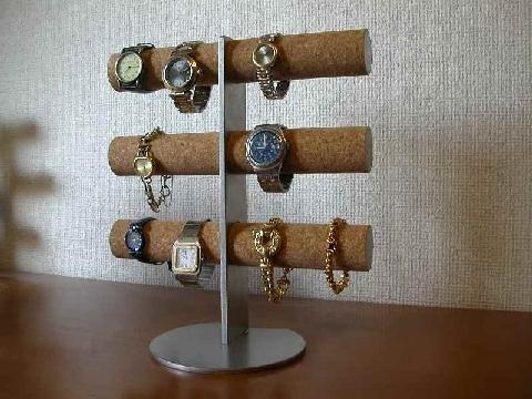 彼氏へのプレゼントに!12本掛け腕時計タワースタンド