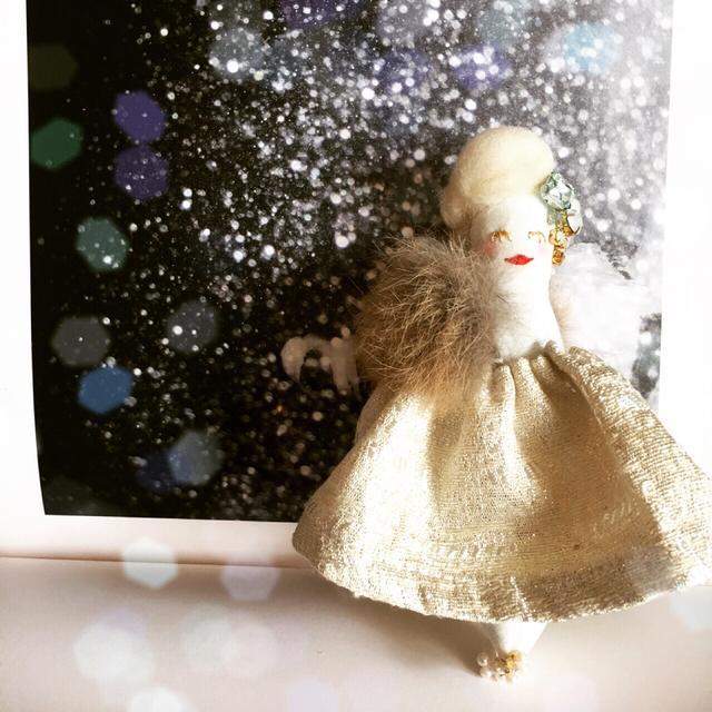 ドールチャーム?雪の女王
